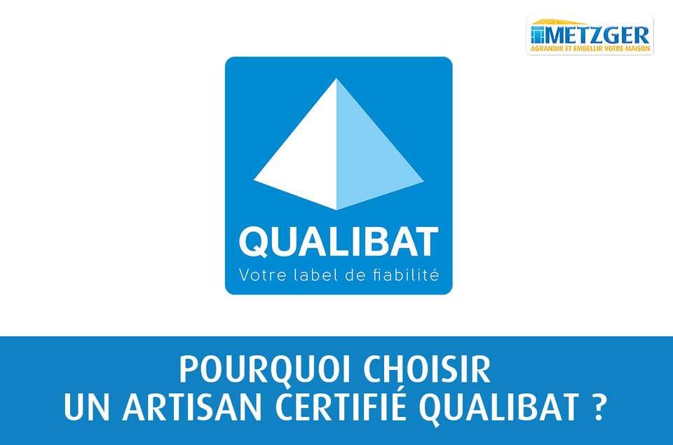 Pourquoi choisir un artisan certifié Qualibat ?