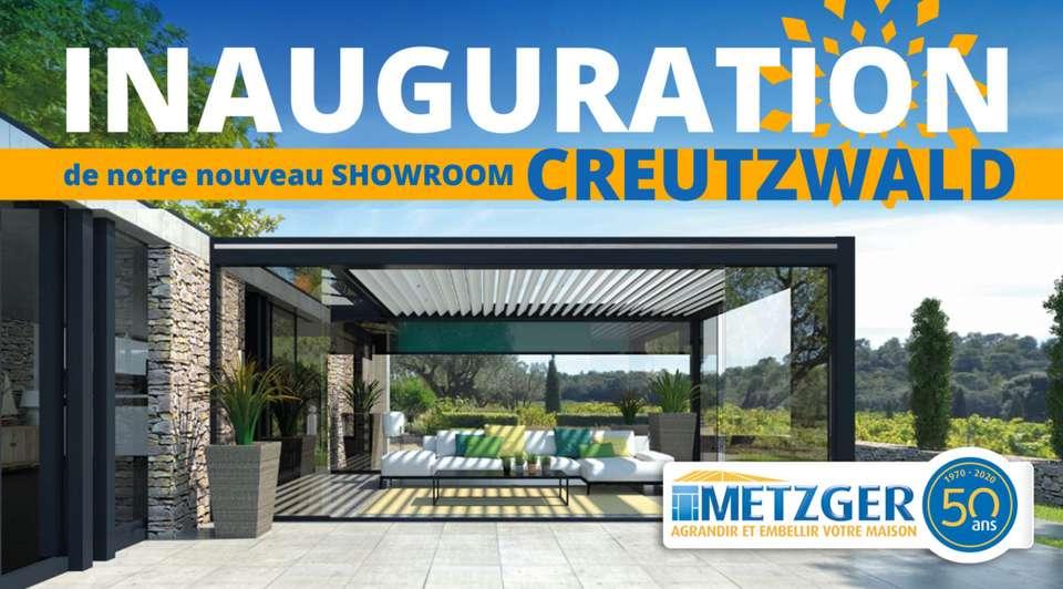 Inauguration de notre showroom à Creutzwald