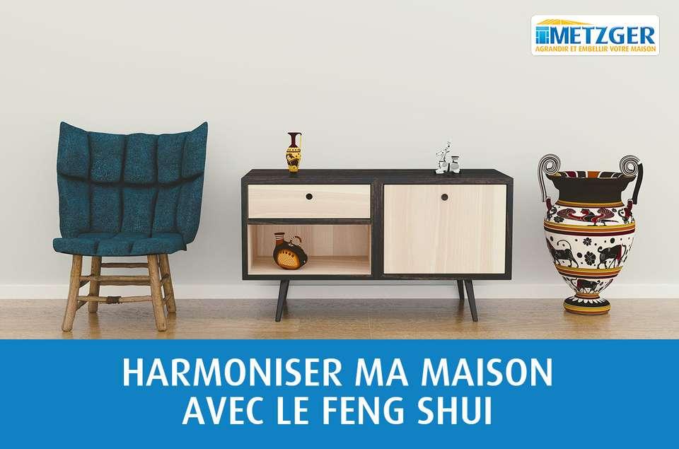 Décoration : harmoniser ma maison avec le feng shui