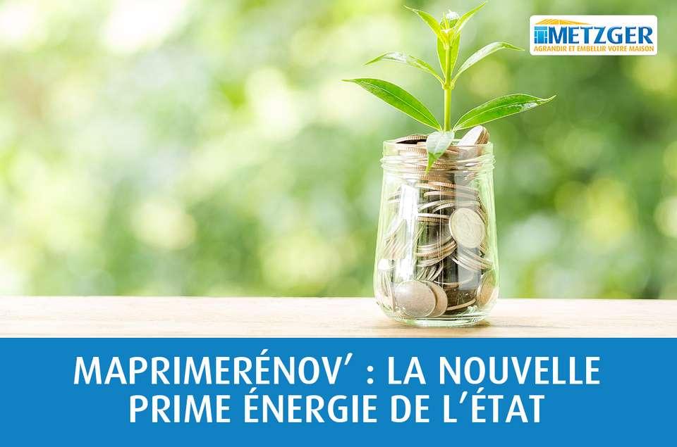 MaPrimeRénov' : la nouvelle prime énergie de l'État