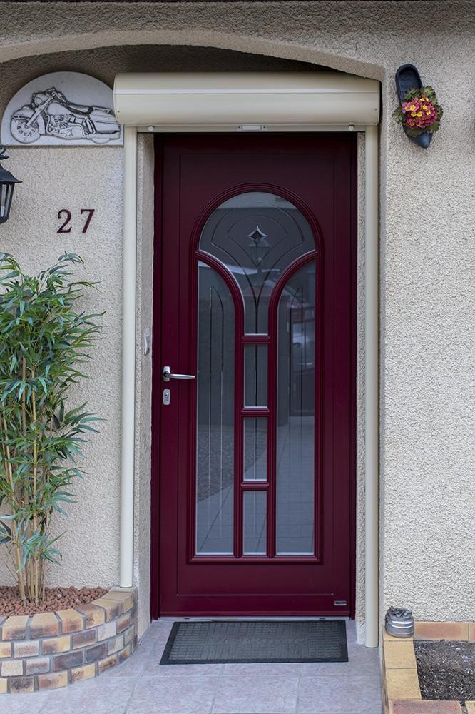 Augmenter la valeur immobilière de sa maison   Une porte d'entrée neuve a de nombreux avantages