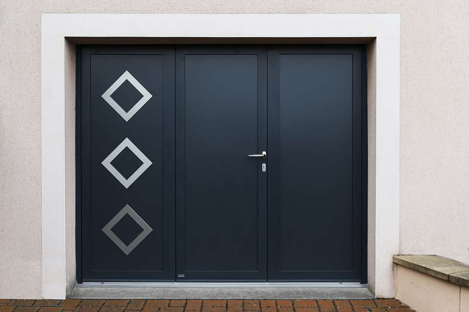 Les différents styles de portes de garage : Les portes de garages battantes ou à la française