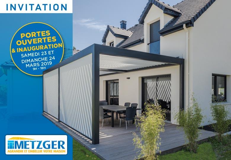 Portes ouvertes Metzger 2019