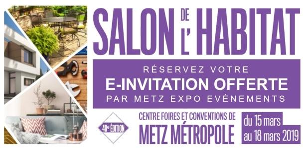 Metzger au Salon de l'Habitat de Metz 2019