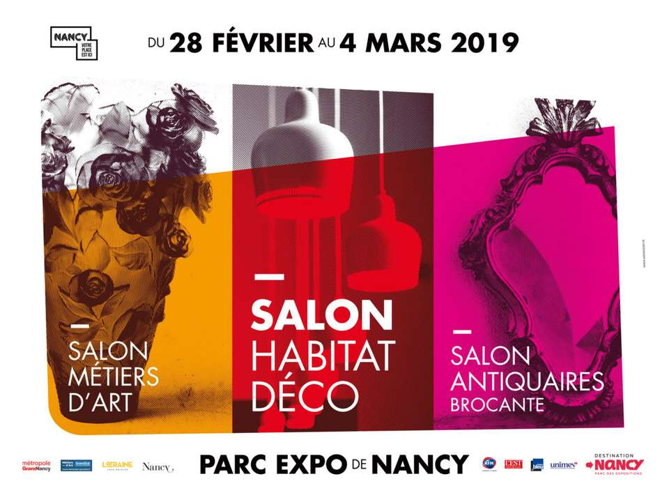 Salon Habitat Déco de Nancy 2019