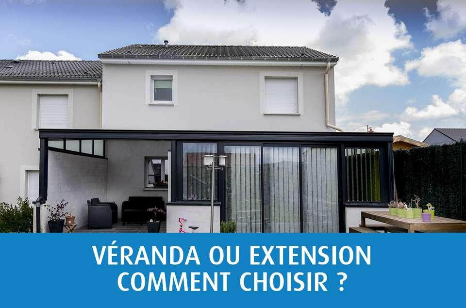 Véranda ou extension : comment choisir ?